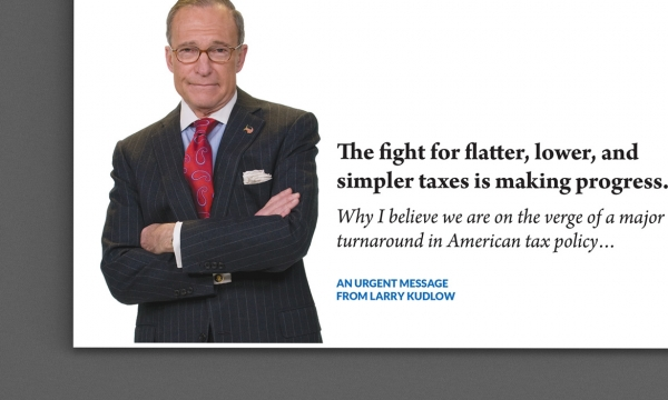 Tax Foundation Larry Kudlow Package