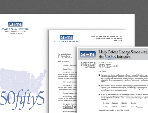 State Policy Network Mailing